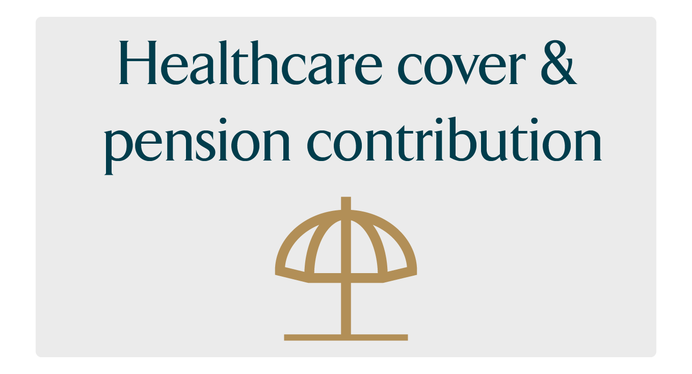 health and pension