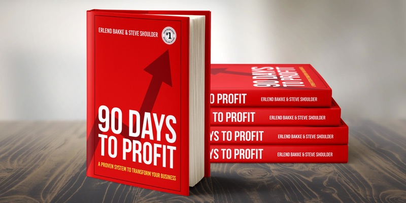 Interim Book Launch: 90 Days to Profit