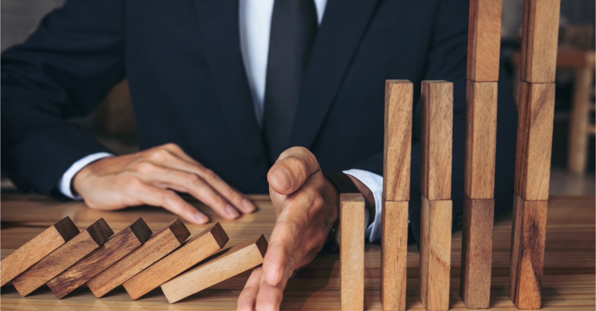 Managing Risk And Avoiding Domino Effect