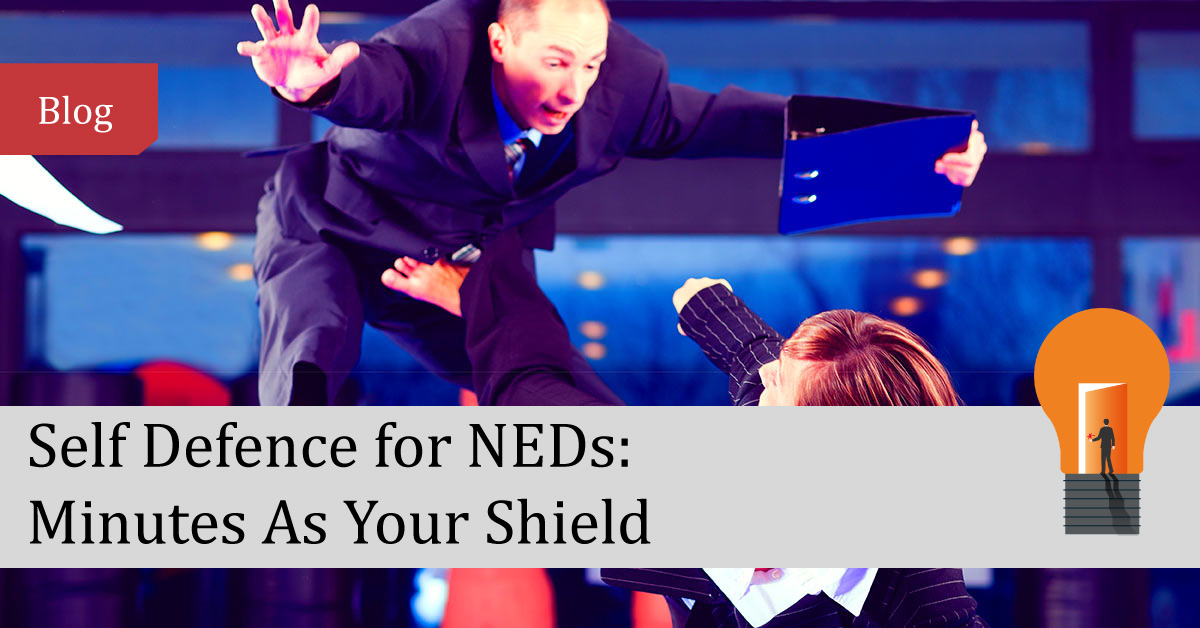 Self Defence for NEDs: Minutes As Your Shield